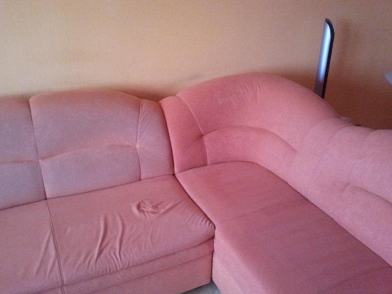 Čištění koberců a sedaček